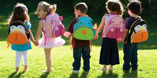 niños mochila