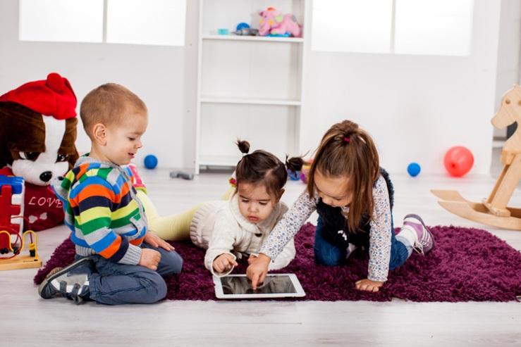niños tablet